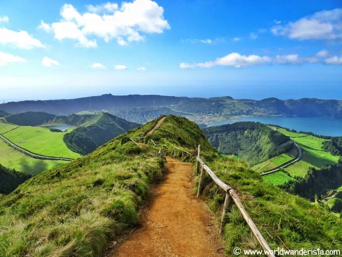Azores road trip Sao Miguel
