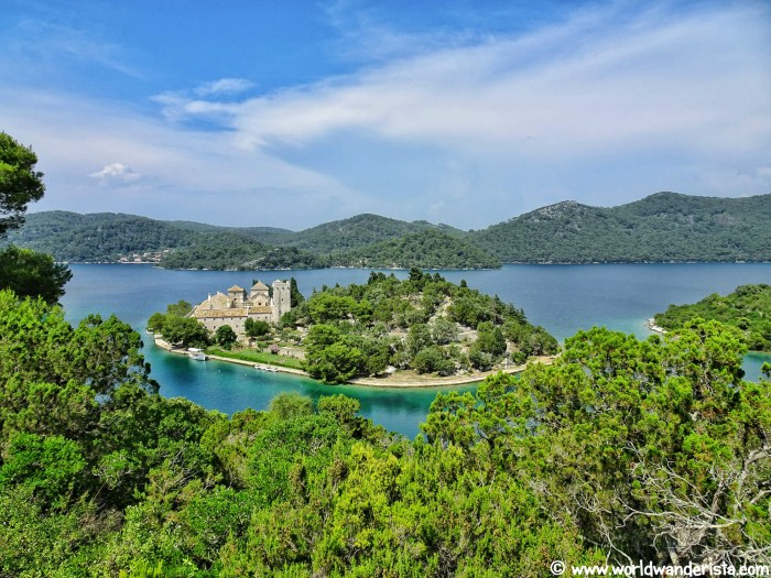Croatia roadtrip Mljet