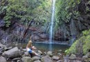 VIDEO: Hike in Madeira: 25 Fontes & Risco