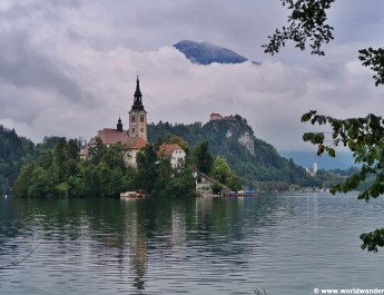 one day at Bled