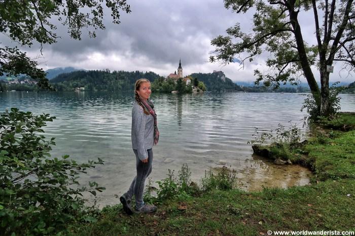 Slovenia road trip Bled