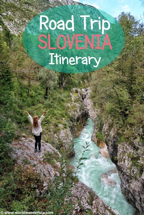Slovenia road trip