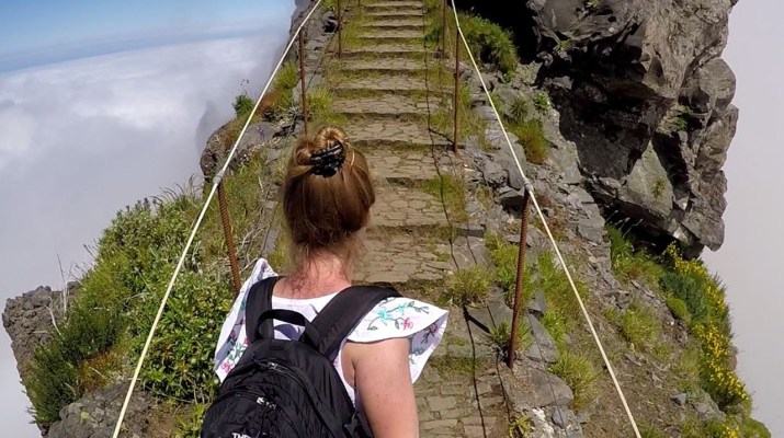 best hikes in Madeira video