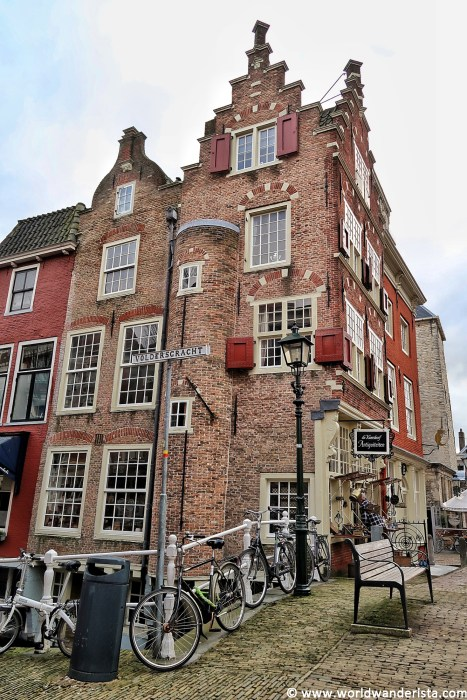 one day Delft Netherlands