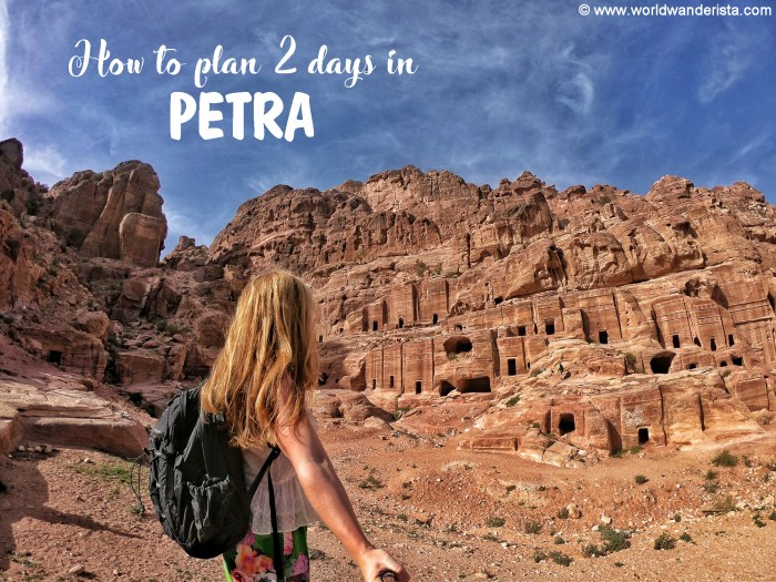 Two days in Petra