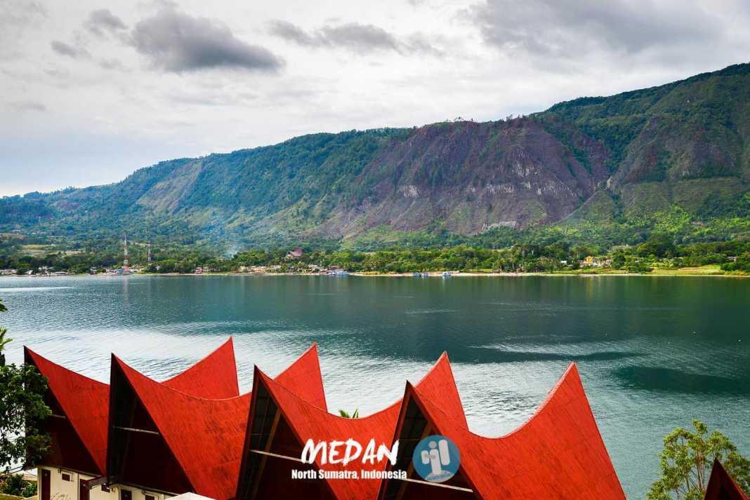 เมดาน ทะเลสาบโทบา Toba Medan Indonesia Sumatra หมอๆตะลุยโลก