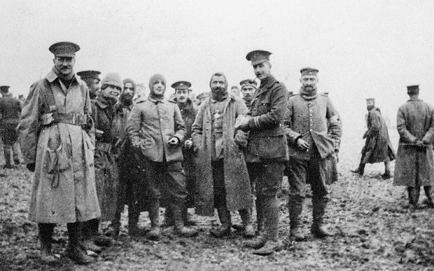 Why the Christmas Truce Endures in Historical Memory - World War I Centennial