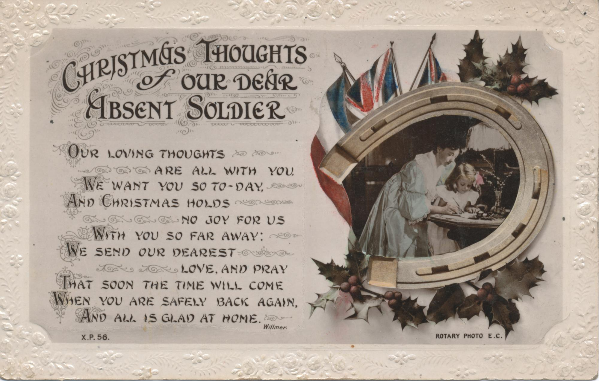 Picture Postcards From The Great War British Great War