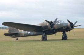 Bristol Blenheim Mk I L6739 G-BPIV - 03 Flying Legends 2015 - 01