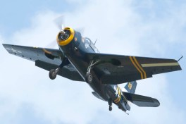 Grumman TBM Avenger HB-RDG 02 Flying Legends 2015
