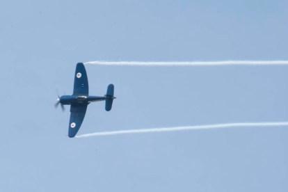 Hawker Sea Fury FB.11 F-AZXJ Flying Legends 2015 - 01