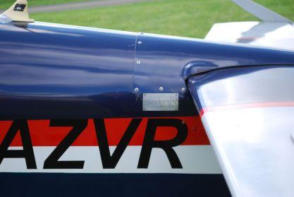 Mudry CAP 20 F-AZVR 0034
