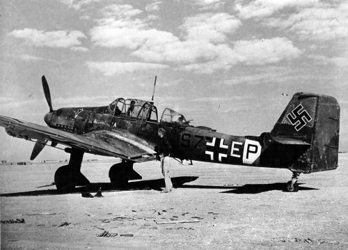 small resolution of junkers ju 87 d 3 code s7 ep of 6 stg 3 el