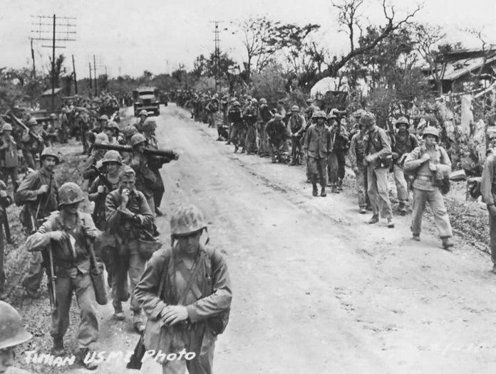 Tinian 1944 - Mariana Islands | World War Photos