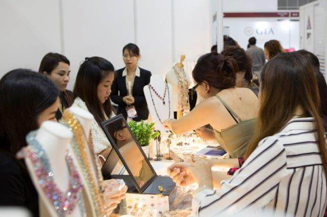 Singapore Jewellery Gem Fair 2016  this November