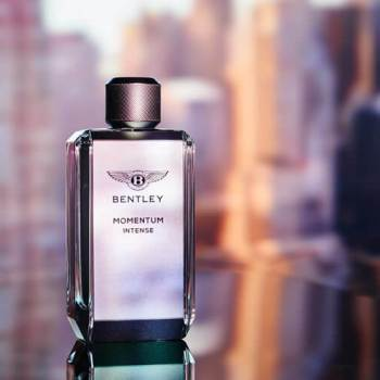 Bentley Momentum: A Bespoke, Bold New Fragrance