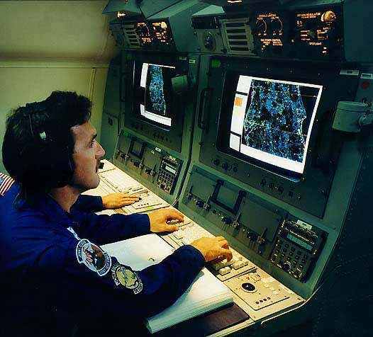 E8 JSTARS US Air Force Joint Surveillance Target Attack