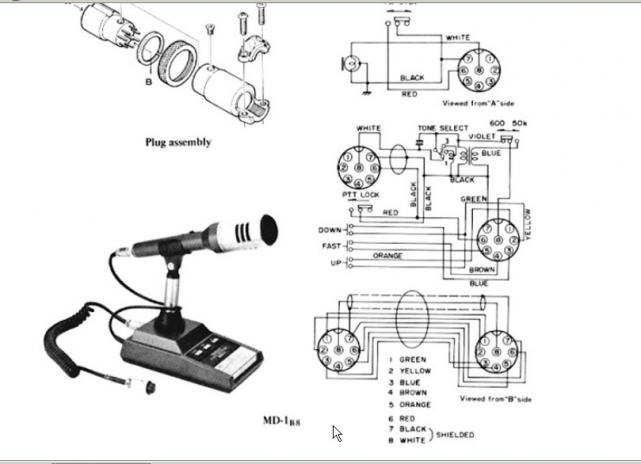 Icom Radio Wiring. Parts. Wiring Diagram Images