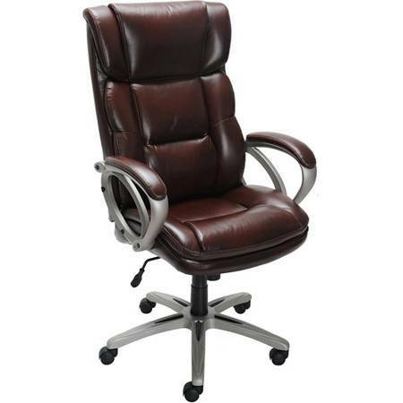 NEW Broyhill Bonded Leather office Chair  125  NEW