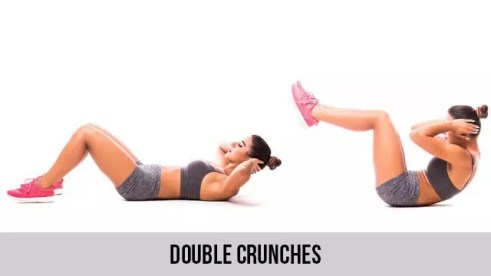 Image result for Double Crunches