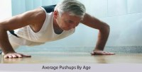 Average Pushups By Age - World Wide Lifestyles | Fitness ...