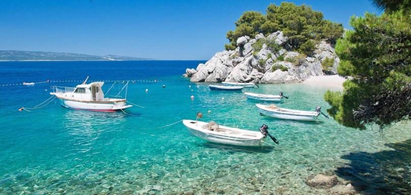 Mediterranean Sea Popular Holiday Destination for Spring