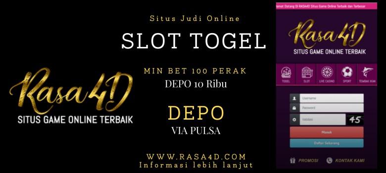 Situs Judi Slot Togel Online