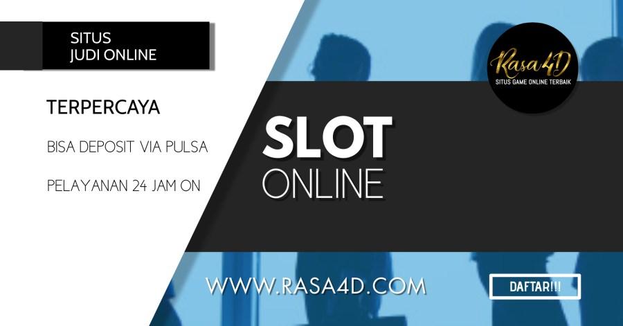 Situs Judi Slot Online Terpercaya Deposit Pulsa Layanan 24 Jam