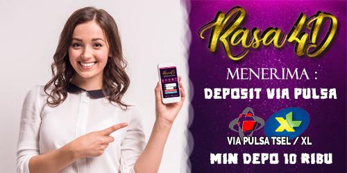 Deposit Slot Via Pulsa