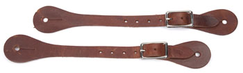 Spur Straps Plain Leather