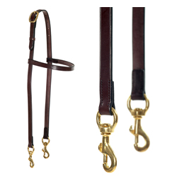 Work Bridle with Browband and clips