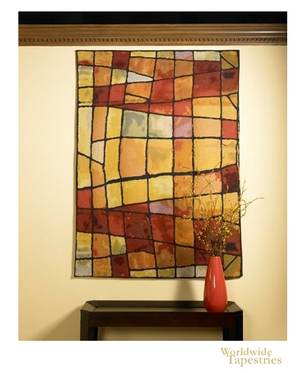 Windows  Art Tapestries  Worldwide Tapestries