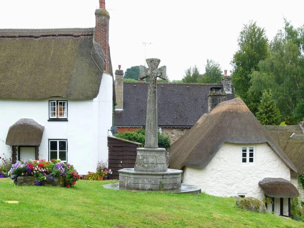 Lustleigh Village Green