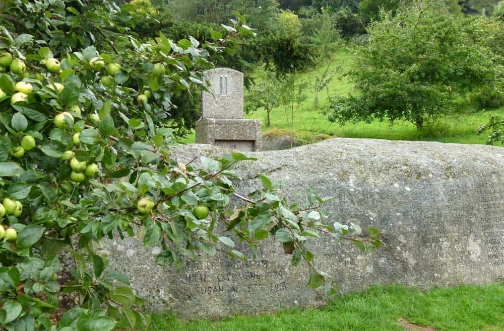 Lustleigh Village Orchard