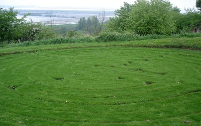 The Riddle of English Turf Mazes