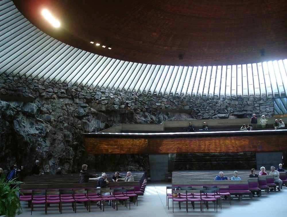 Temppeliaukio, Helsinki