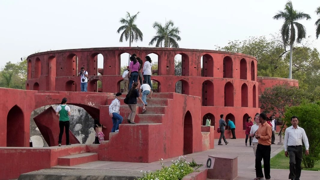 Jantar Mantar: Delhi's Open Air Observatory