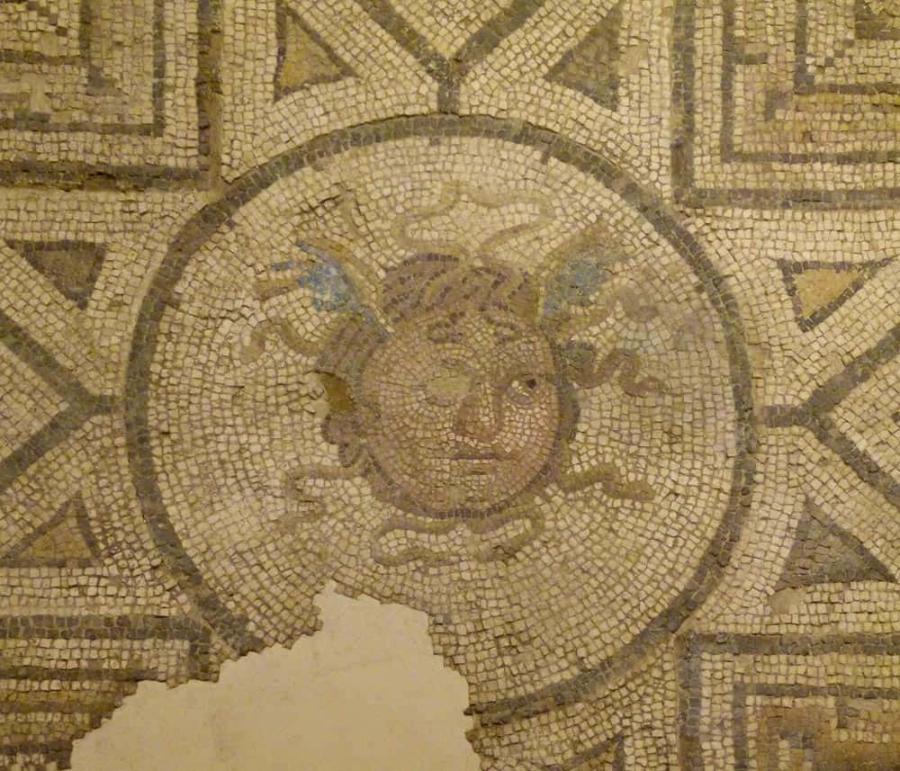 Mosaic, Seville
