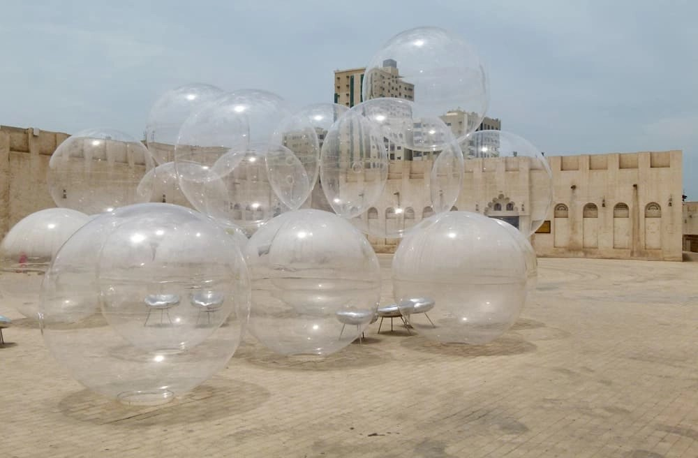 Outdoor sculpture, Sharjah