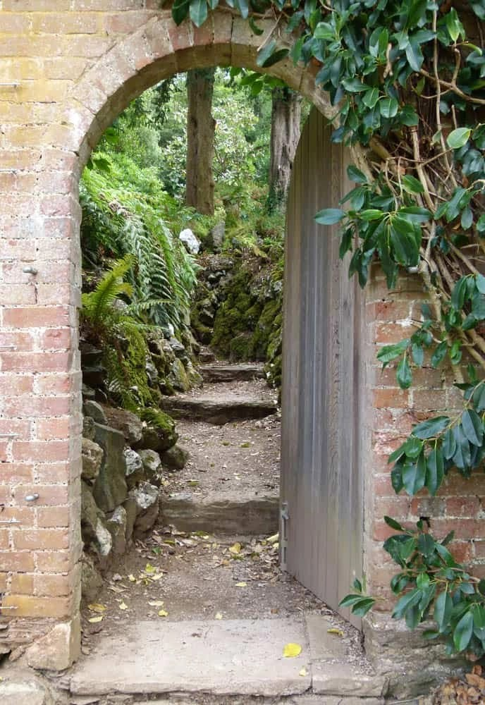 Greenway walled garden
