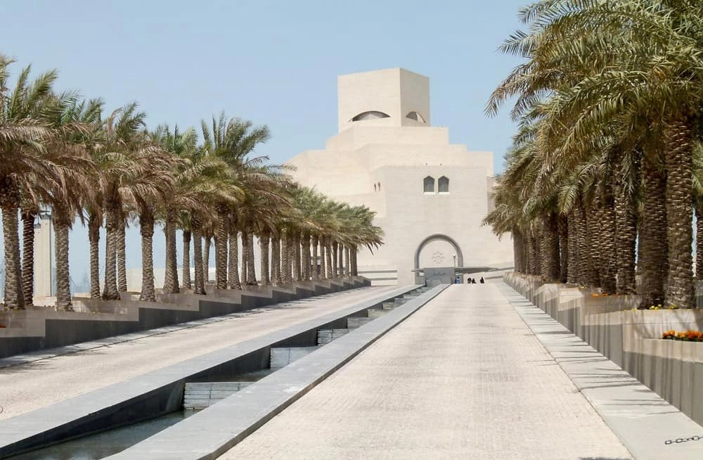 Visiting Doha's Museum of Islamic Art