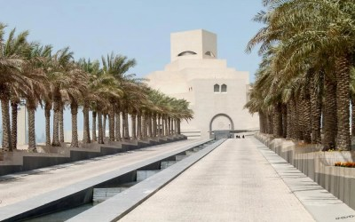Visiting Doha's Museum of Islamic Art