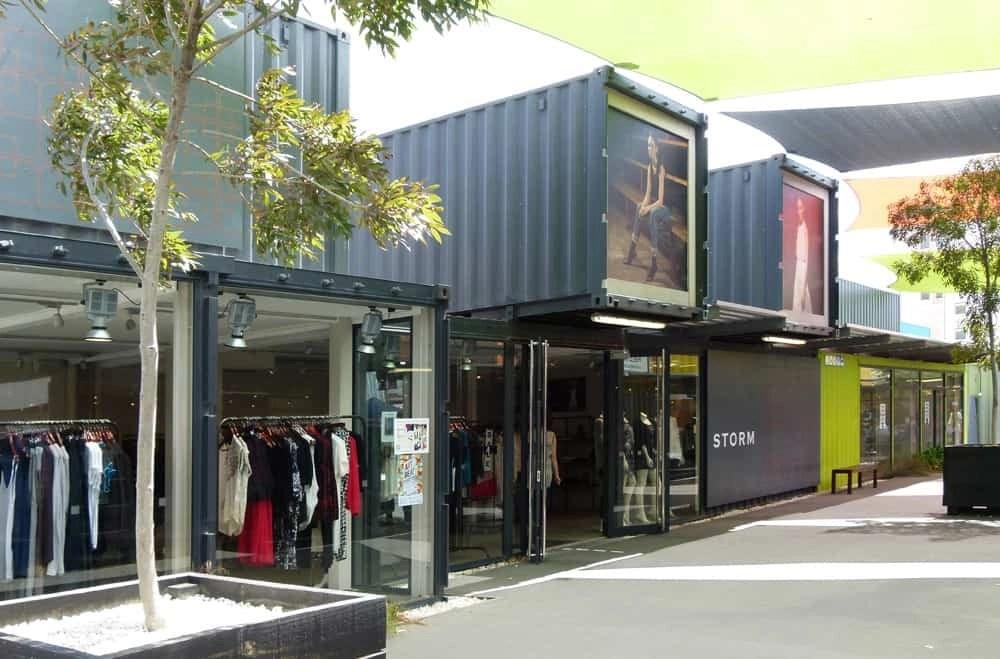 Restart Mall, Christchurch