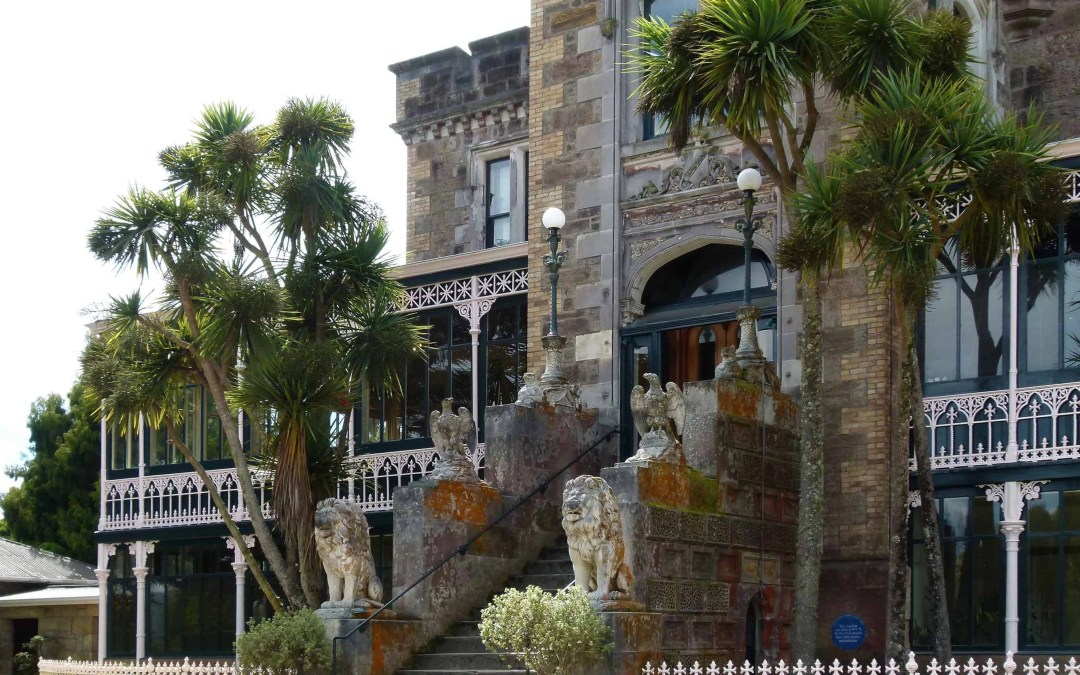 A Scottish Corner of New Zealand: Visiting Larnach Castle