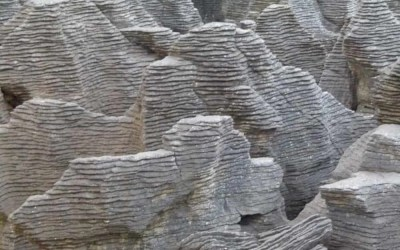 The Pancake Rocks and Blowholes of Punakaiki