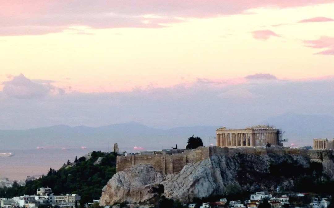 Photo Gallery: The Acropolis at Sunrise