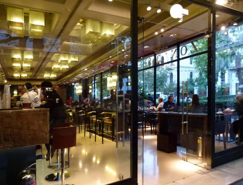 Zonars Cafe, Athens