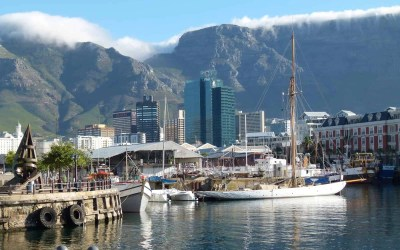 Nature and Legends: Exploring Cape Town's Table Mountain