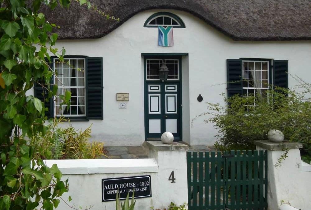 A Rich Heritage: The Cape Dutch Buildings of Swellendam