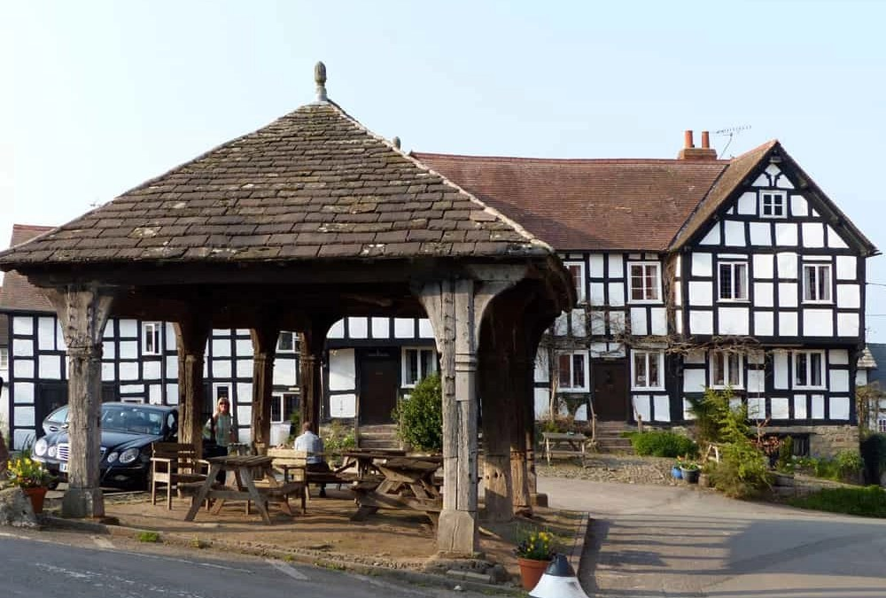 Enjoying Herefordshire's History on the Black and White Trail